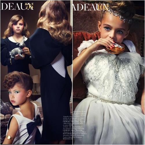 49 Vogue Paris: Editorial Cadeaux
