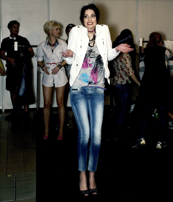 5 a 29. Belgrade Fashion Week: backstage part 2