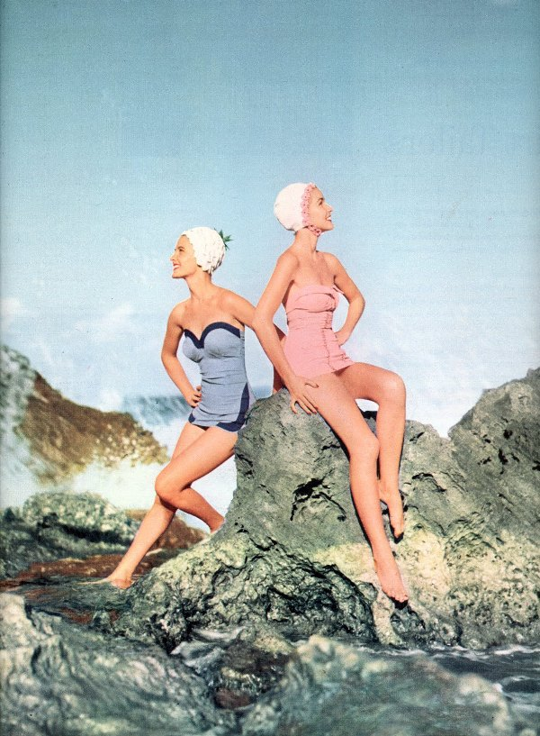 54 Seventeen May.224152000 large Vintage swimwear