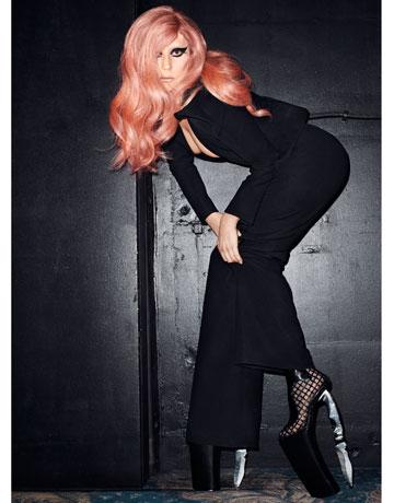 57 Lady Gaga za Harpers Bazaar US