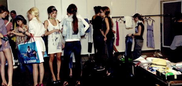 6 a 29. Belgrade Fashion Week: backstage part 2