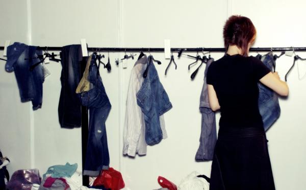 7 a 29. Belgrade Fashion Week: backstage part 2