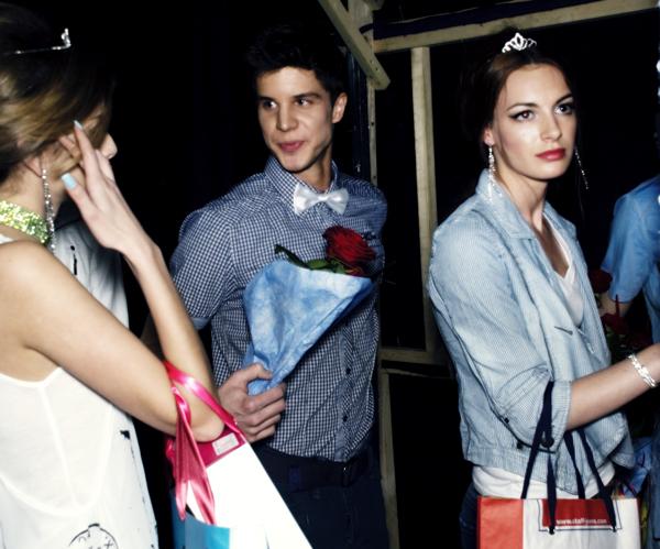 9 a 29. Belgrade Fashion Week: backstage part 2
