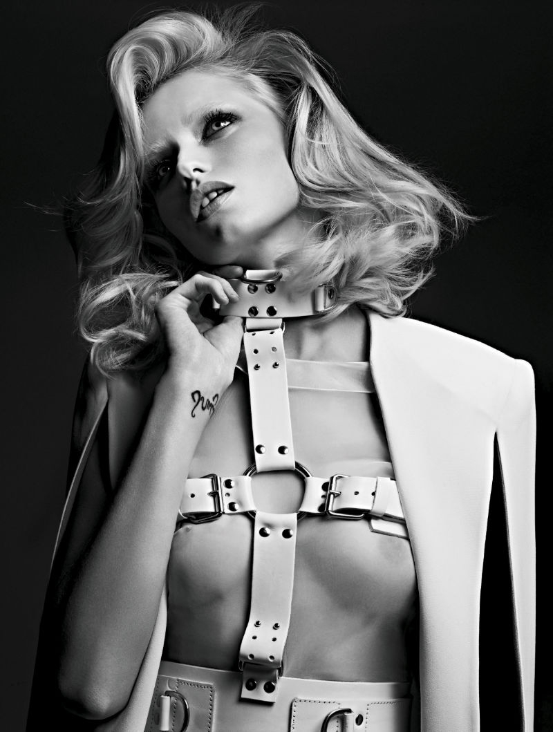Abbey Lee Kershaw for Vogue Russia 4 Abbey Lee Kershaw za ruski Vogue