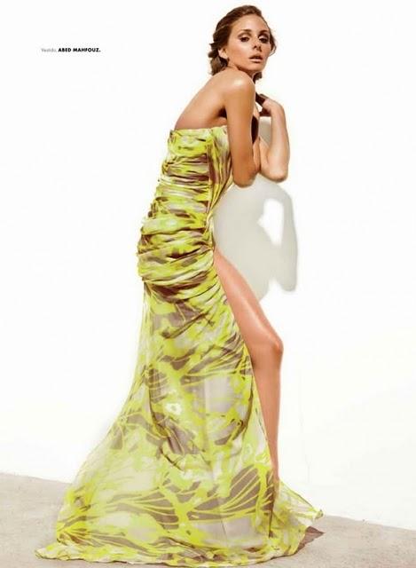 Abed Mahfouz Olivia Palermo za Elle Mexico