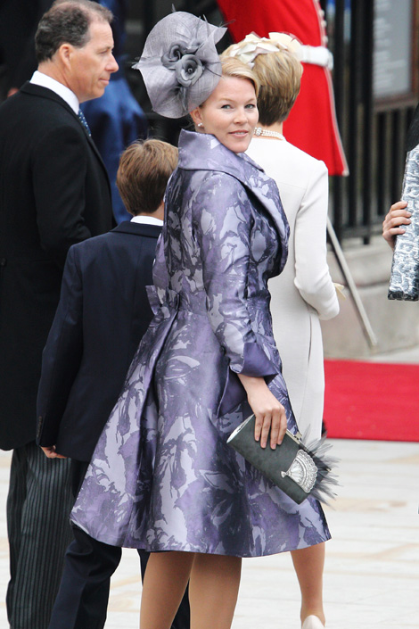 Autumn Phillips Royal Wedding Fashion