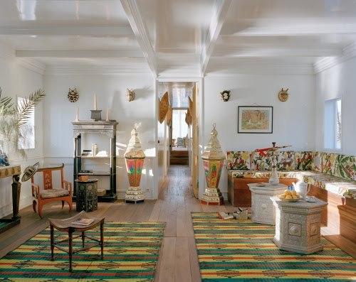 Christian L. 2 Top 5 domova poznatih dizajnera