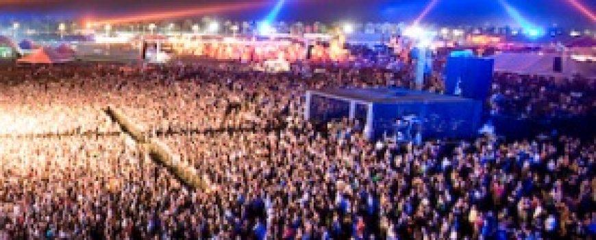 The Coachella 2011.