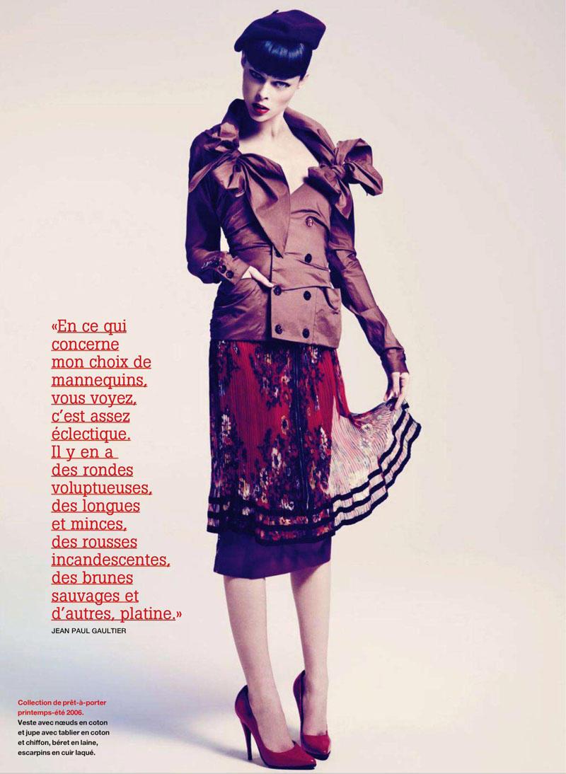 Coco Rocha by Nelson Simoneau 4 Coco Rocha za Elle Canada