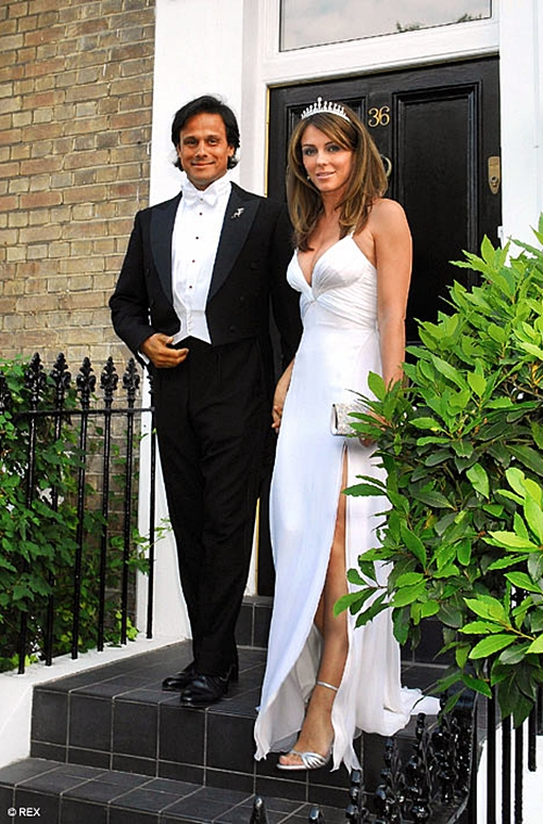 Elizabeth Hurley Arun Nayar 20 najskupljih venčanja   drugi deo