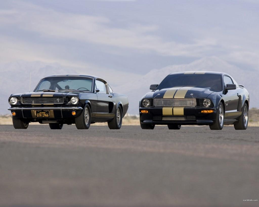 Ford Mustang 2 1024x819 Legenda o Ford Mustangu