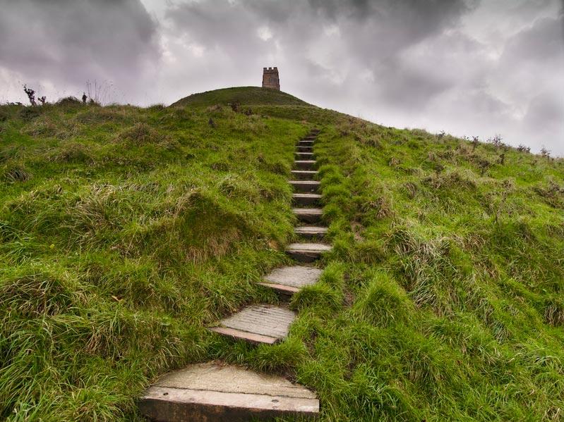 Glestonberi nekadasnji Avalon Destinacije iz mitova i legendi
