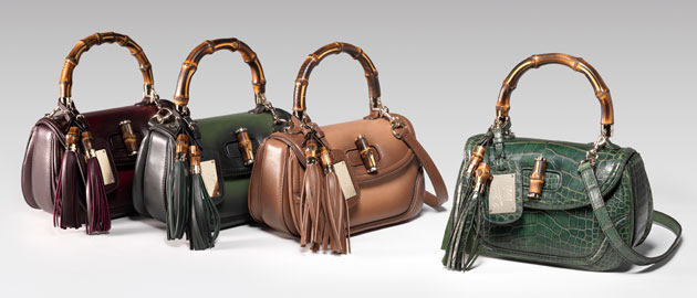 Gucci 1921 NEW BAMBOO Gucci 1921 Collection