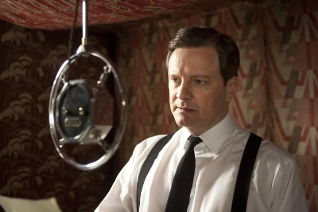Il discorso del Re Colin Firth foto dal film 7 mid Colin Firth