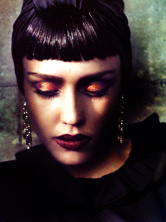 Jessica Alba3 Jessica Alba za Vogue Italia