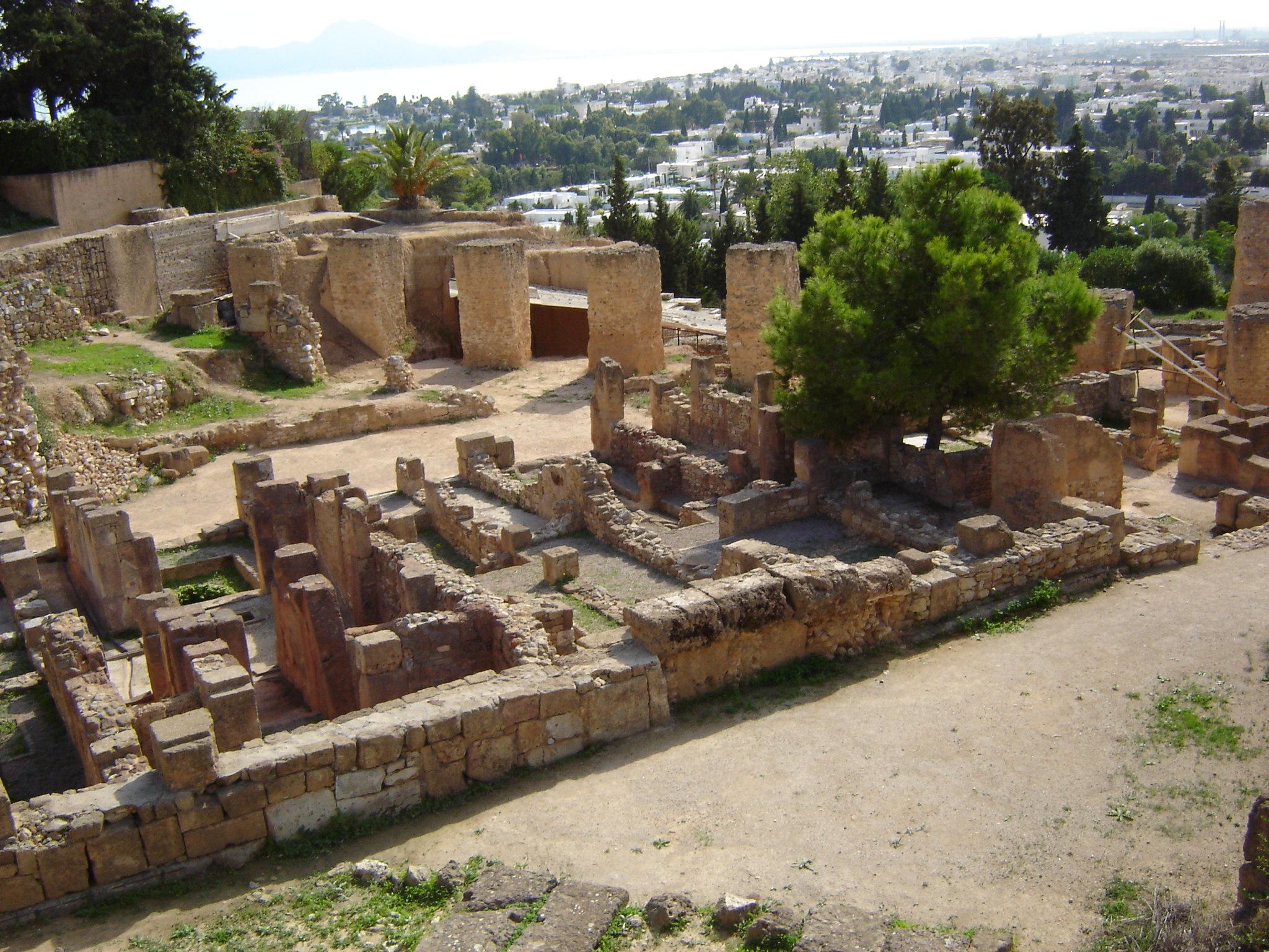 Kartagina Destinacije iz mitova i legendi