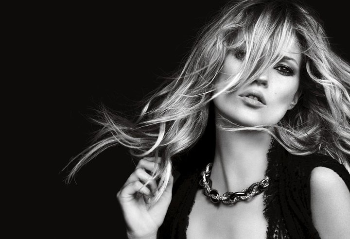 Kate Moss by Peter Lindbergh for David Yurman 2 Kate Moss u reklamnoj kampanji David Yurman proleće 2011.