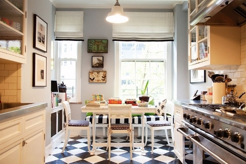 Kate S. 2 Top 5 domova poznatih dizajnera