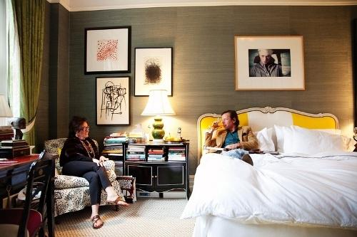 Kate S. 5 Top 5 domova poznatih dizajnera