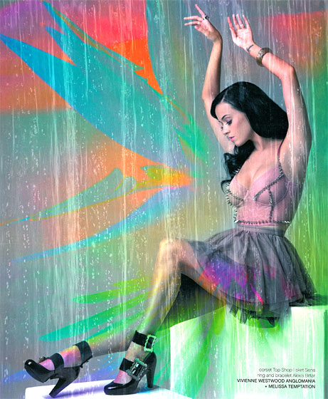 Katy Perry Melissa Shoes Plastic Dreams Magazine March 2011 2 Melissa plastic dreams lookbook za proleće/leto 2011.