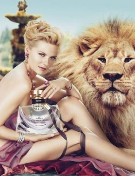 "Kirsten Dunst u reklami za BVLGARI ""Mon Jasmin Noir"""