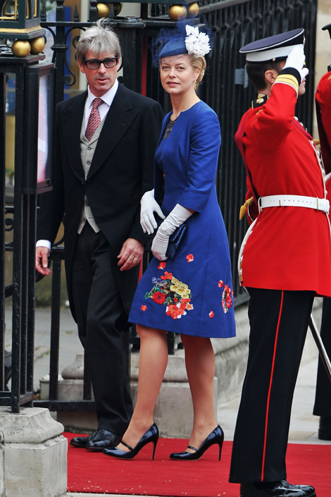 Lady Helen Taylor Royal Wedding Fashion