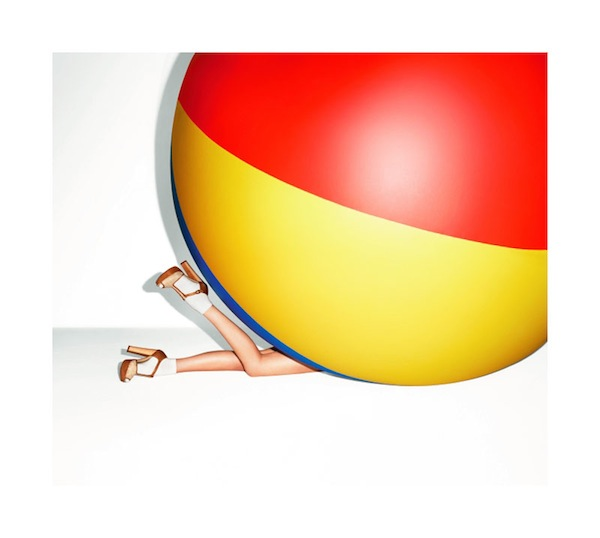 Lily Donaldson for Aldo Spring 2011 Campaign 6 Aldo proleće 2011. reklamna kampanja