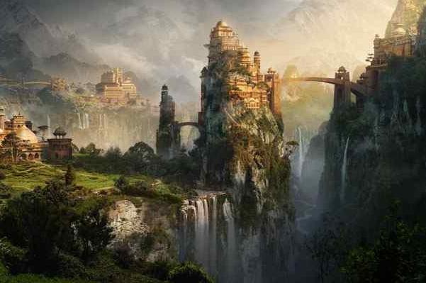 ShangriLa Destinacije iz mitova i legendi