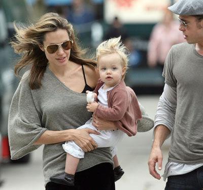 Shiloh Jolie Pitt  Angelina i Bred roditelji po sedmi put?