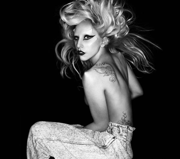 Slika 11 Lady Gaga – iza vela monstruoznosti