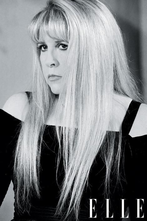 Stevie Nicks Elle Women In Music