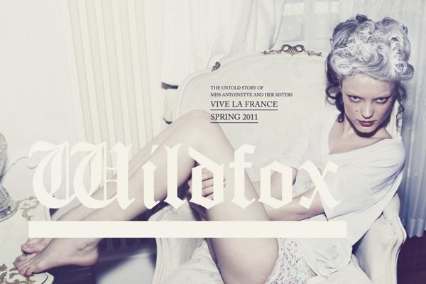Wildfox Marie Antoinette 11 Marija Antoaneta