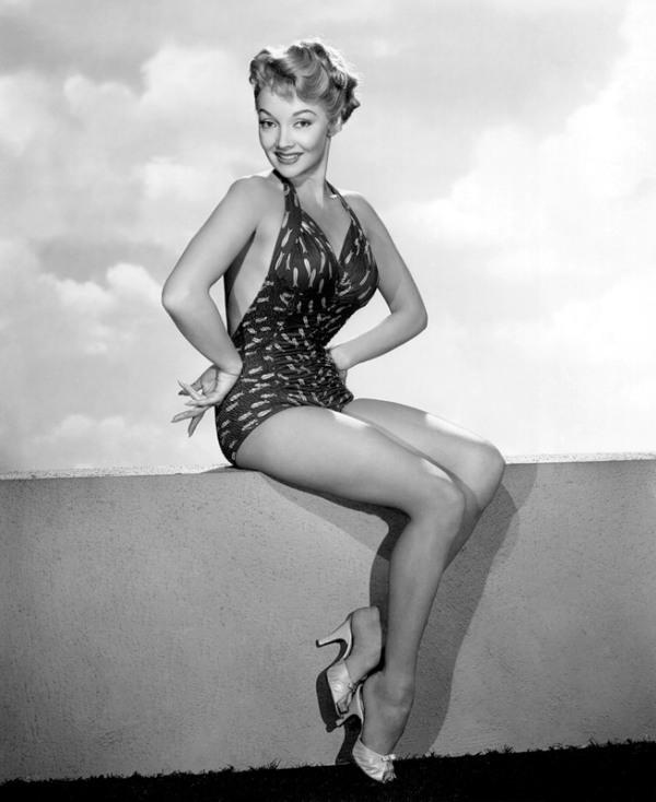 actress Mari Blanchard.224151438 large Vintage swimwear