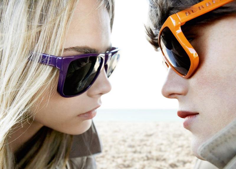 burberrybrights2 Burberry Brights reklamna kampanja za proleće 2011.