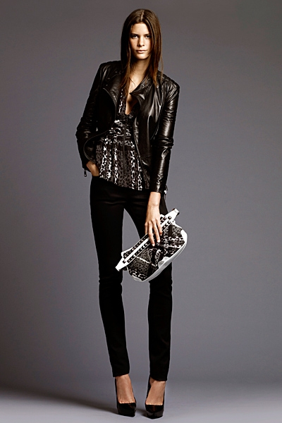 burberrylondonmenwomenswear2011springsummer1292292061 Lookbook Burberry London proleće 2011.