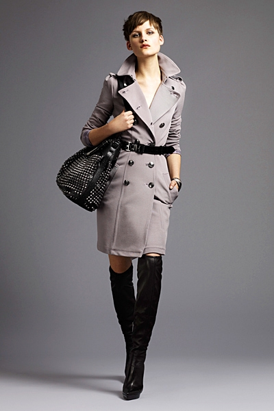 burberrylondonmenwomenswear2011springsummer1292292129 Lookbook Burberry London proleće 2011.
