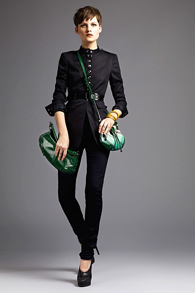 burberrylondonmenwomenswear2011springsummer1292292151 Lookbook Burberry London proleće 2011.