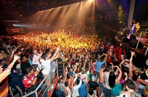 cancun club coco bongo Najpoznatija mesta za provod na svetu