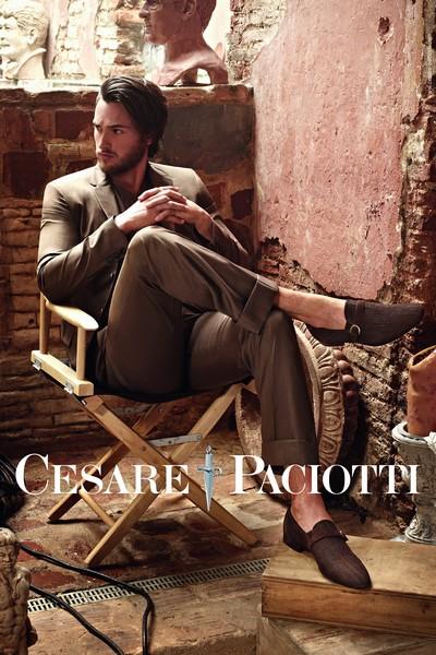 cesare paciotti 1 Cesare Paciotti reklamna kampanja za proleće/leto 2011.