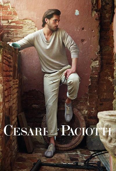 cesare paciotti Cesare Paciotti reklamna kampanja za proleće/leto 2011.