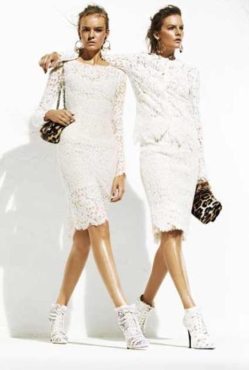 dolce14 Dolce & Gabbana lookbook za proleće 2011.