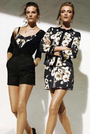 dolce23 Dolce & Gabbana lookbook za proleće 2011.