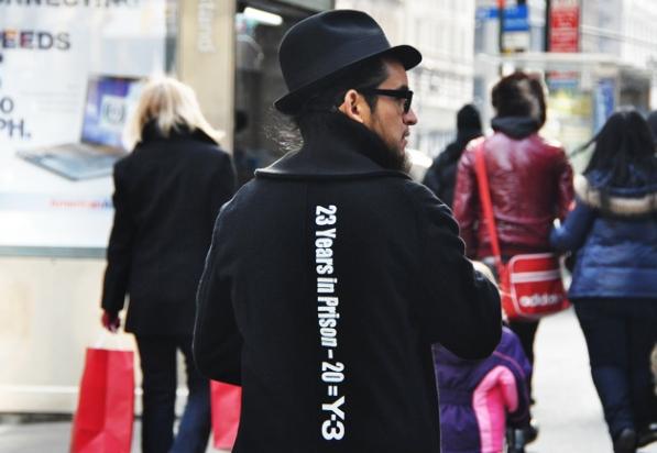 gq nyfw13 Obavezni detalj ovog proleća i leta za muškarce   gospodin šešir