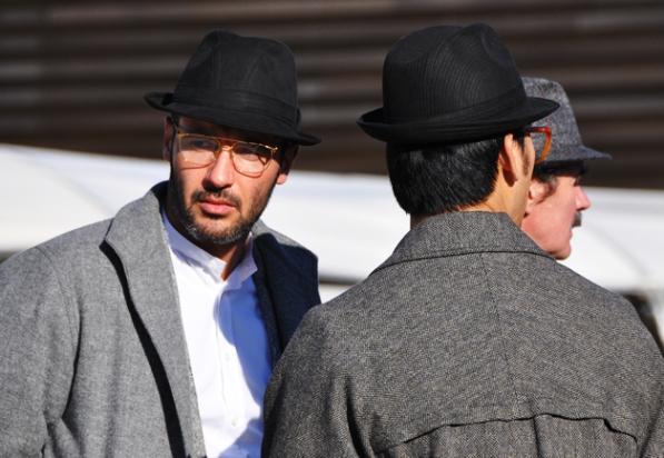 gq2011pitti49 Obavezni detalj ovog proleća i leta za muškarce   gospodin šešir
