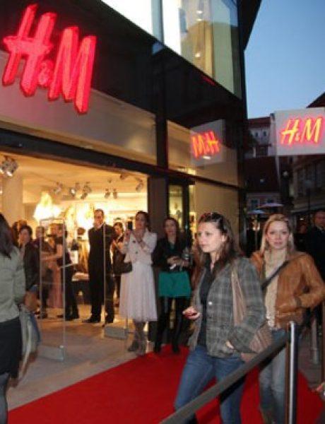 H&M groznica u Zagrebu