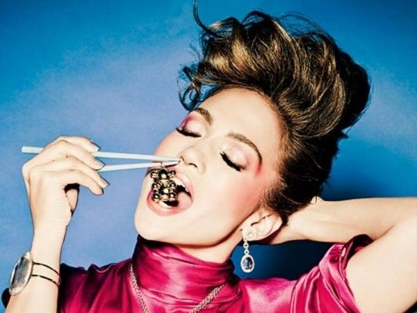 jenniferlopeztousadcampaign Jennifer Lopez zaštitno lice Tous nakita