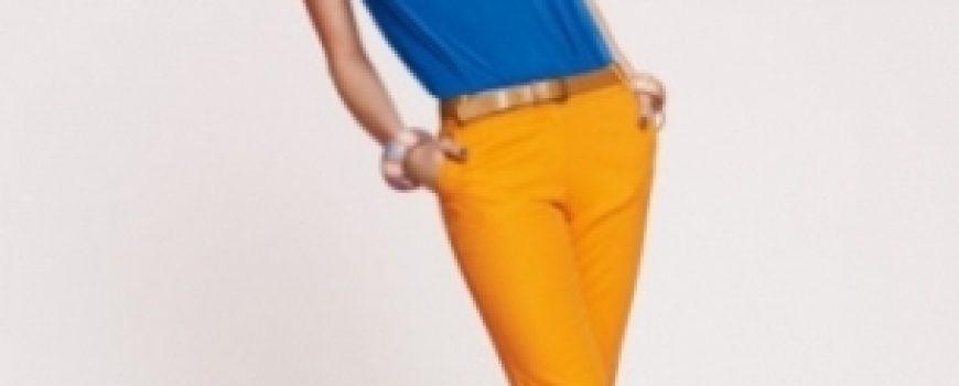 Prolećni trend: kapri pantalone