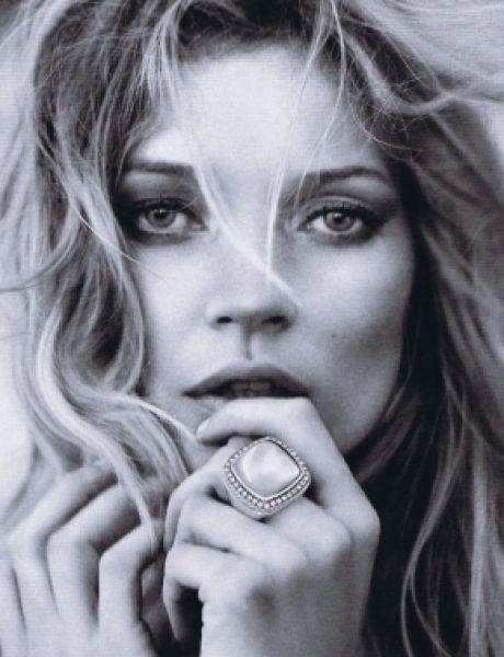 Kate Moss u reklamnoj kampanji David Yurman proleće 2011.
