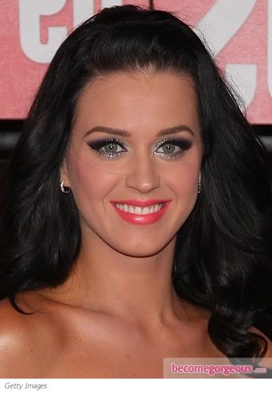 katy perry silver makeup getty Našminkajte se kao Katy Perry