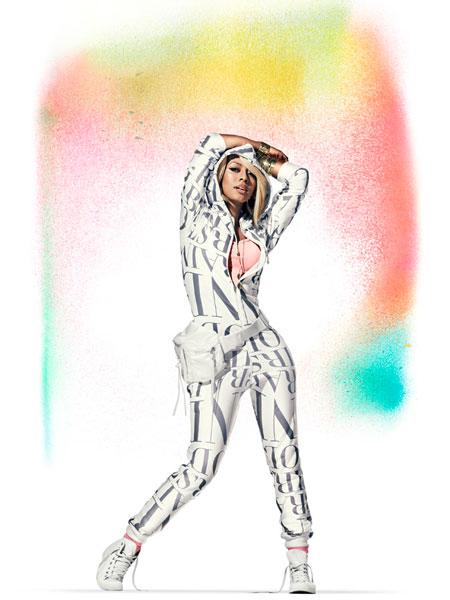 kerihilson 05 lowres H&M   Fashion against AIDS